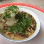 ベトナムお雑煮を食べよう!【Banh Duc Nong(バイン・ドゥック・ノン)】ハノイ旧市街のローカルグルメだよ。